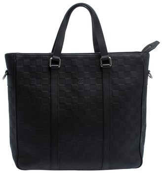 Louis Vuitton Onyx Damier Infini Tadao PM Bag