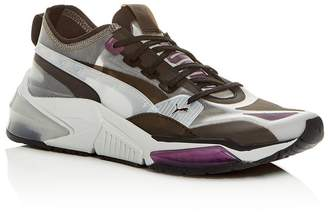Puma Men's LQD Cell Optic Sheer Low-Top Sneakers