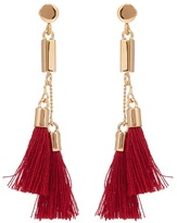 Chloé Lynn tassel-drop earrings