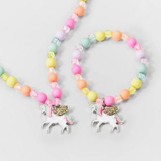 Cat & Jack Toddler Girls' Unicorn Necklace - Cat & JackTM