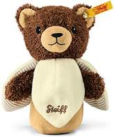 Steiff Basti Bear Grip Toy with Rustling Foil (Brown/Beige)