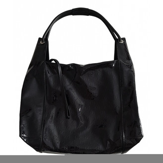 Gucci Hobo Black Patent leather Handbags