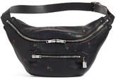 Alexander Wang Dumbo Rose Embossed Leather Belt Bag - None