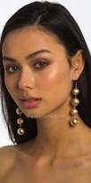 Camille La Vie Glitter Ball Drop Earrings