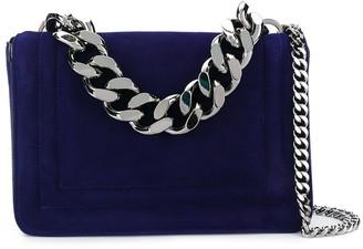 Casadei Chain Strap Shoulder Bag
