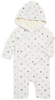 Absorba Unisex Hooded Star Print Coverall