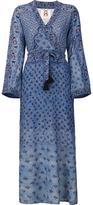 Figue 'Stevie' wrap dress