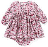 Jessica Simpson Baby Girls Newborn-9 Months Printed A-Line Dress