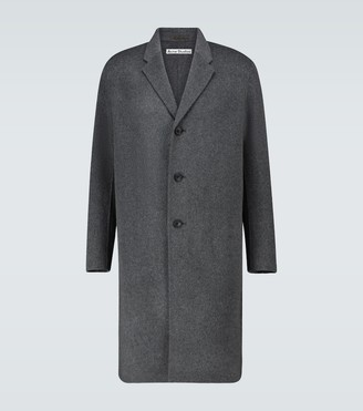 Acne Studios Chad wool overcoat