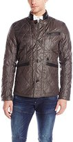 G Star Men's Admiral Quilted Blazer In Myrow Nylon