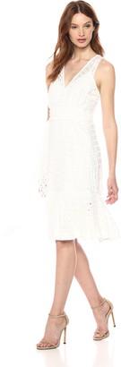 Plenty by Tracy Reese Women's Tie Waist Dress