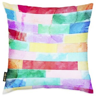 Oliver Gal Abstract Throw Pillow