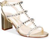 Caparros Insync Block-Heel Evening Sandals