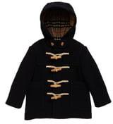 Burberry Burford Wool Duffle Coat
