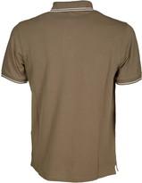 Stone Island Piped Collar Polo Shirt