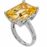 Amoro Party Colors Citrine Ring 10.00 cts in Sterling Silver