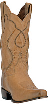 Dan Post Palomino Whip-Stitch Leather Cowboy Boot - Men