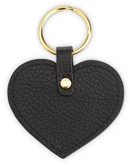 ROYCE New York Royce Leather Heart Key Fob