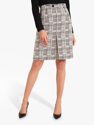 Damsel in a Dress Aerin Tweed Skirt, Pink