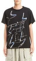 Yohji Yamamoto Men's Graphic T-Shirt
