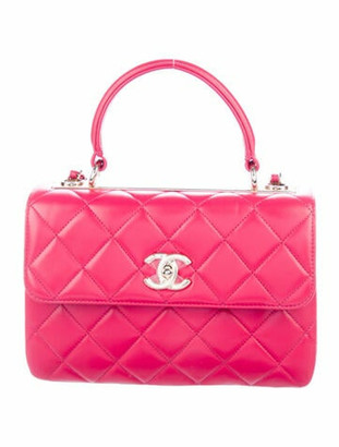 Chanel Trendy CC Bag Fuchsia