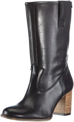 Jonny's Womens Natalia Boots Black Schwarz (Negro-Schwarz) Size: 43