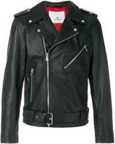 Won Hundred classic biker jacket