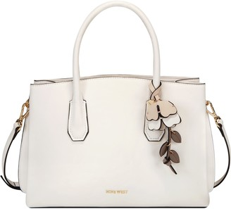 Nine West Triple Compartment Satchel - Klarybel