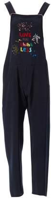 Mira Mikati \N Navy Silk Jumpsuits