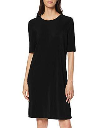 Selected Women's Slfcarrie Ss Dress B,10 (Size: Small)