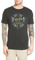 Vans Men's Retro Dual Palm Graphic T-Shirt