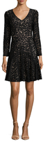 Cynthia Steffe Claire Lace Flared Dress