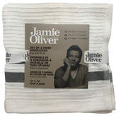 Jamie Oliver Two-Pack Ribbed Dishcloths