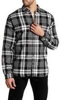 Globe Camden Fleece Lined Regular Fit Shirt
