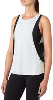 MPG Colorblocked Knit Tank Top