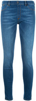Love Moschino skinny jeans - women - Cotton/Polyester/Spandex/Elastane - 26