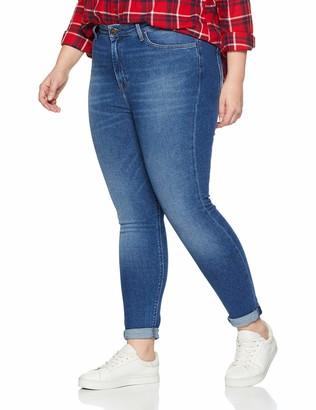 Lee Women's Scarlett High Plus Size Skinny Jeans