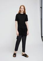 Marni Black Twist Seam T-shirt