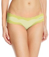Calvin Klein Women's Micro Cheeky Hipster Panty