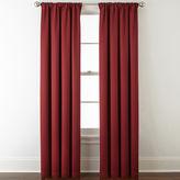 Liz Claiborne Kathryn Rod-Pocket Back-Tab Curtain Panel