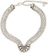 Rada' Radà embellished crystal necklace