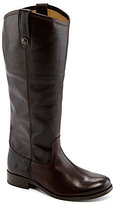 Frye Melissa Button Wide Calf Riding Boots
