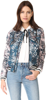 Parker Maverick Bomber Jacket