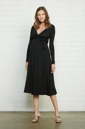 Maternity Mid-Length Harlow Dress