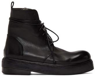 Marsèll Black Zuccolona Boots