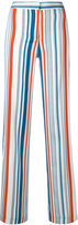 Tonello striped trousers - women - Silk/Spandex/Elastane/Cupro - 38