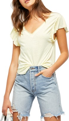 Free People Effortless Shirt