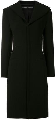 Gloria Coelho Slim Overcoat