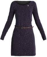 Ragwear MONTANA Jersey dress light grey melange