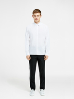DKNY Back Drop Hem Shirt